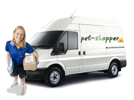 Pet Shopper delivery